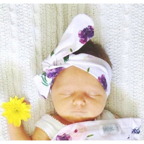 Harvey Rose Topknot Headband