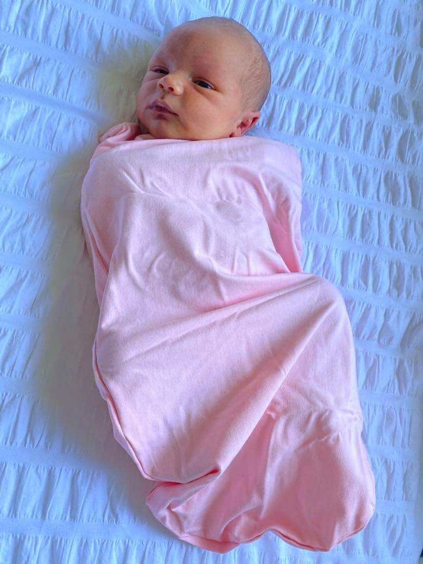 Candy Pink I Swaddle Sack