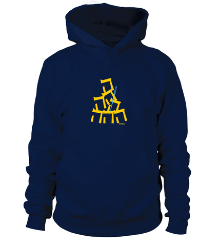 Needle In A Hey Stack - Hoodie
