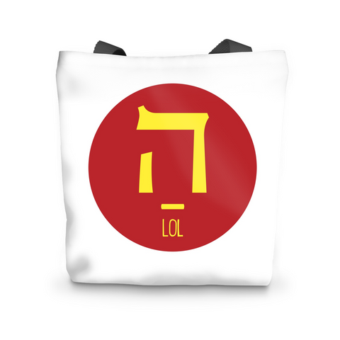 Ha LOL Tote Bag