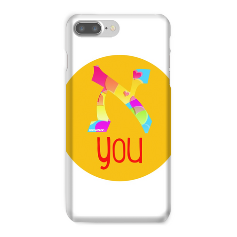 Aleph You Phone Case