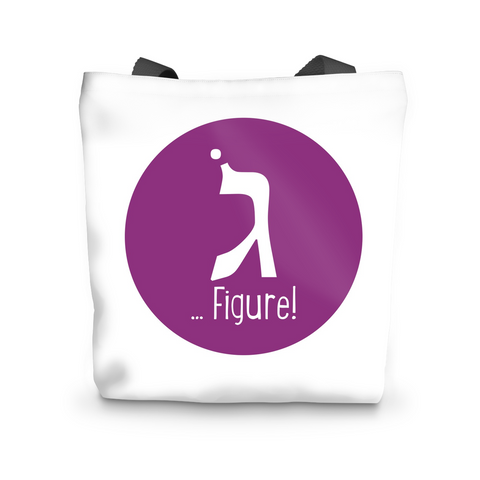 Go Figure Tote Bag