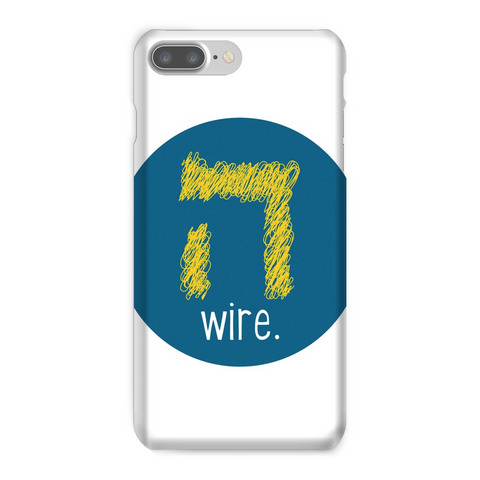 Hay Wire Phone Case
