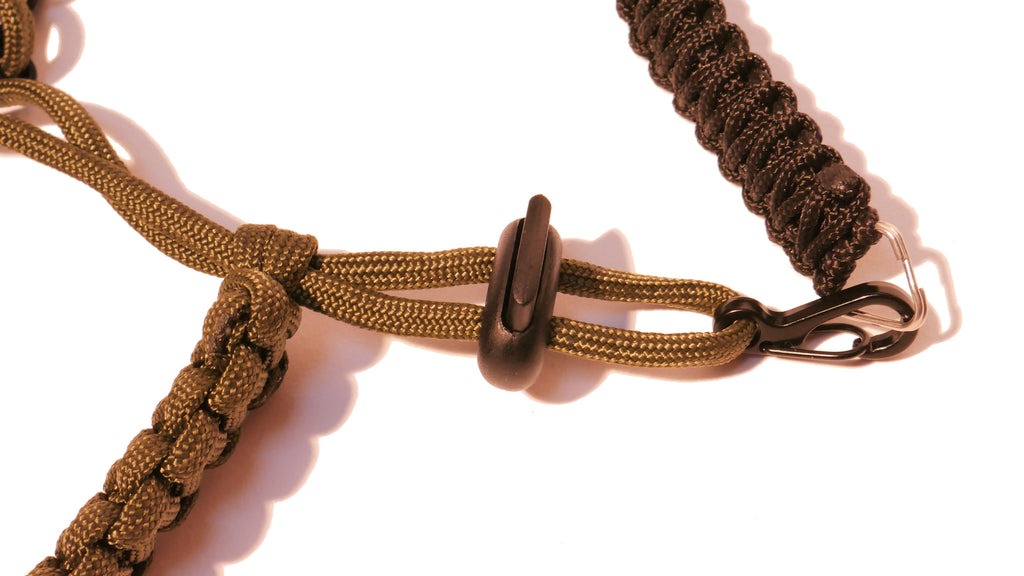 Cam Wrist Strap – Army Green paracord hook fastener for extra strength and quick swap, sold as a pair