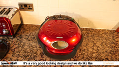 The Pizza Oven made by Smart called The Pizza Maker
