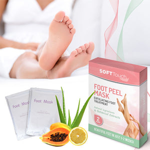 Soft Touch Foot Care Display