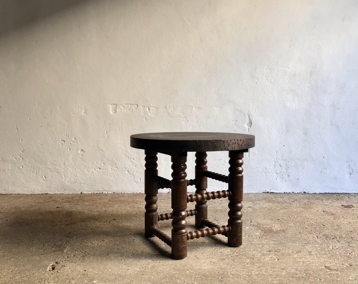 CHARLES DUDOUYT STYLE SIDE TABLE