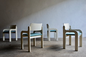 FLAMINGO CHAIRS BY EERO AARNIO FOR ASKO