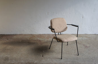 1950'S CHAIR BY RUDOLF WOLF FOR ELSRIJK