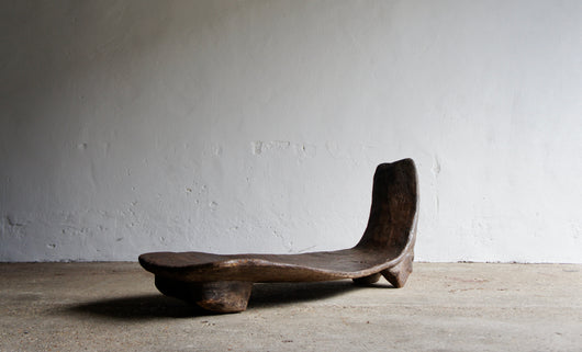 HAND CARVED AFRICAN BENCHES