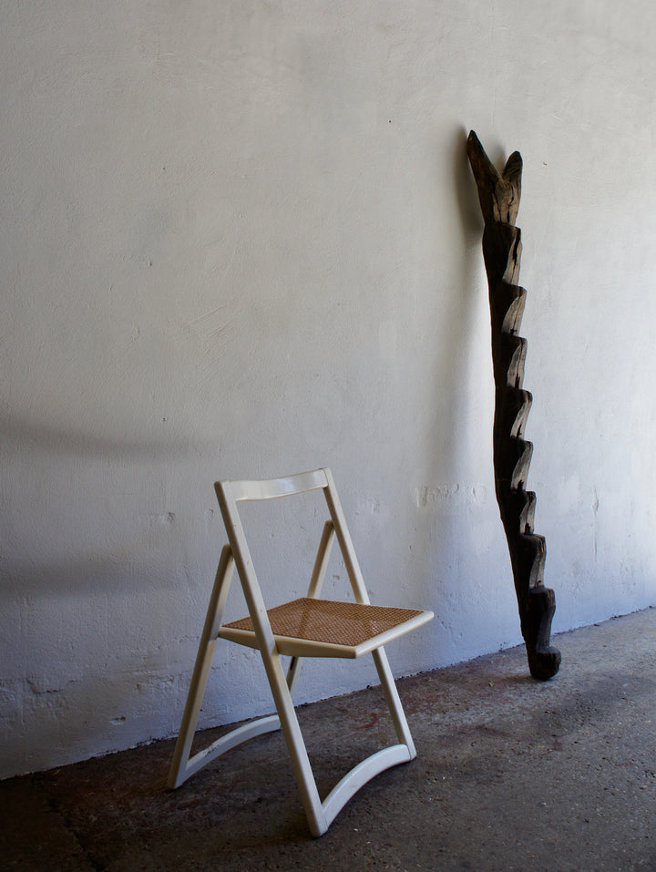 HAND CARVED AFRICAN DOGON LADDER