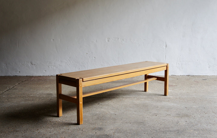 HONGISTO BENCH BY ILMARI TAPIOVAARA FOR LAUKAAN PUU
