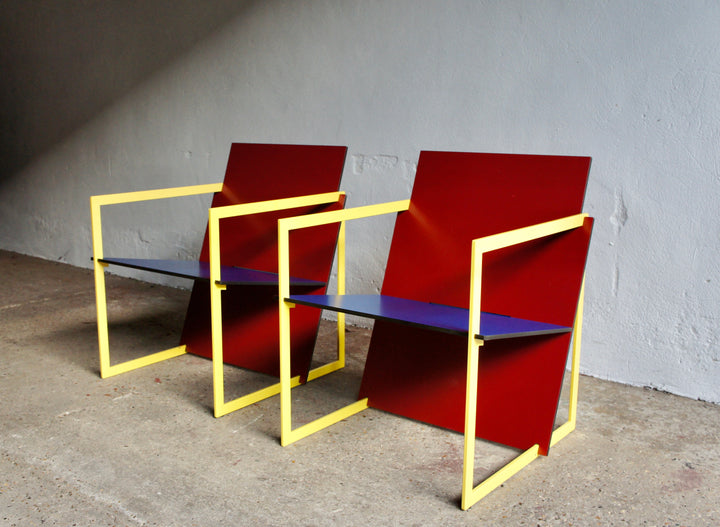 SPECTRO CHAIR BY HANK KWINT