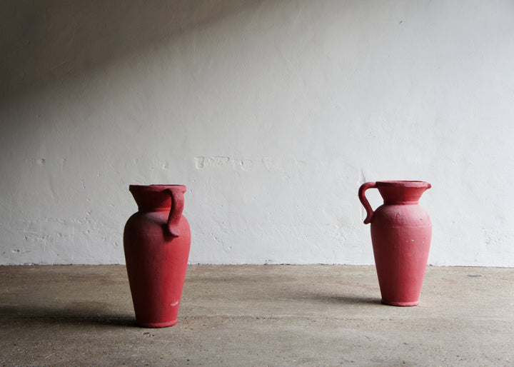 OVERSIZED CERAMIC JUGS