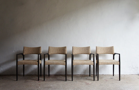 DANISH DINING CHAIR SET