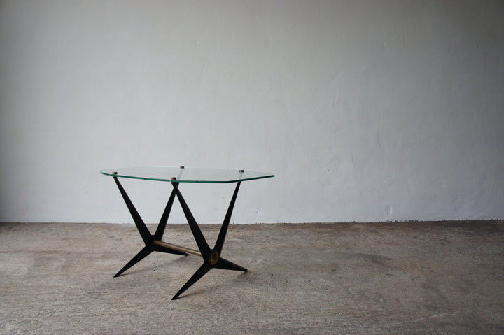 1950'S ITALIAN COFFEE TABLE BY ANGELO OSTUNI