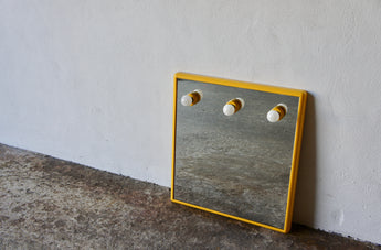 GEDY ITALIAN WALL MIRROR LAMP