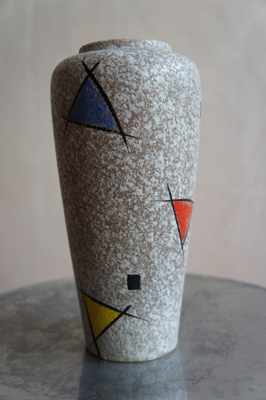 1950's WEST GERMAN SCHEURICH KERAMIK 242-22 VASE