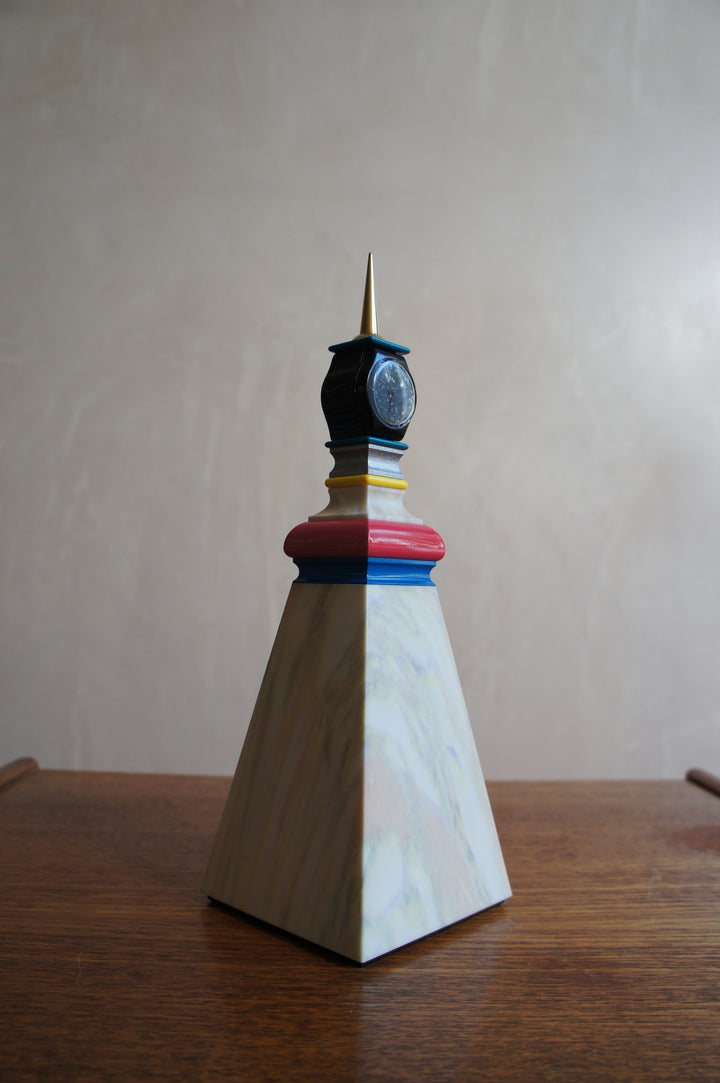 POST MODERN LIMITED EDITION SWATCH CLOCK TOWER BY A. MENDINI