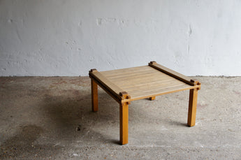 1960'S FARMER COFFEE TABLE BY GERD LANGE FOR BOFINGER