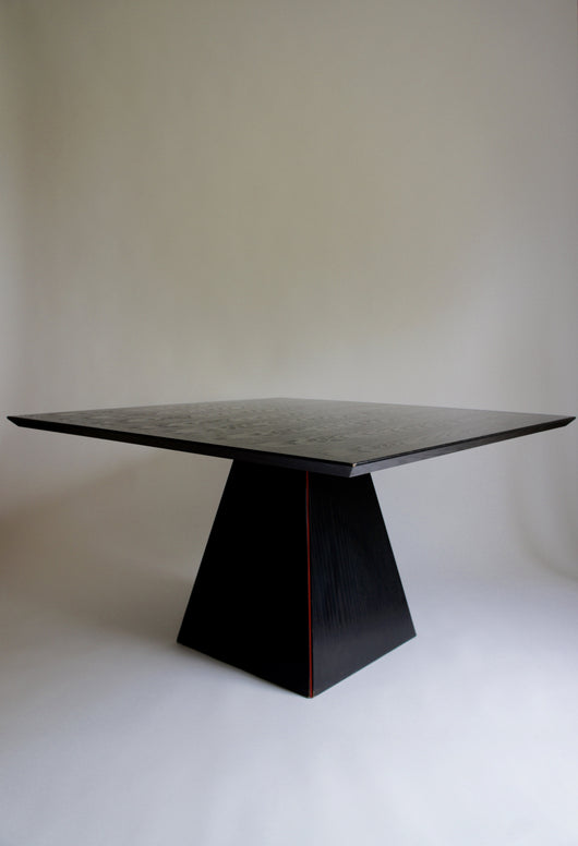 1980'S POST MODERN DINING TABLE