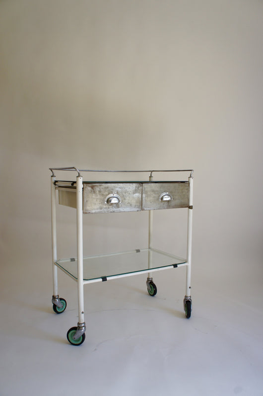CHAS. F. THACKRAY LTD MEDICAL TROLLEY
