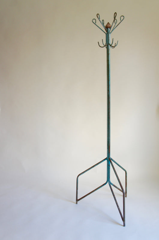 HUNGARIAN COAT & HAT STAND