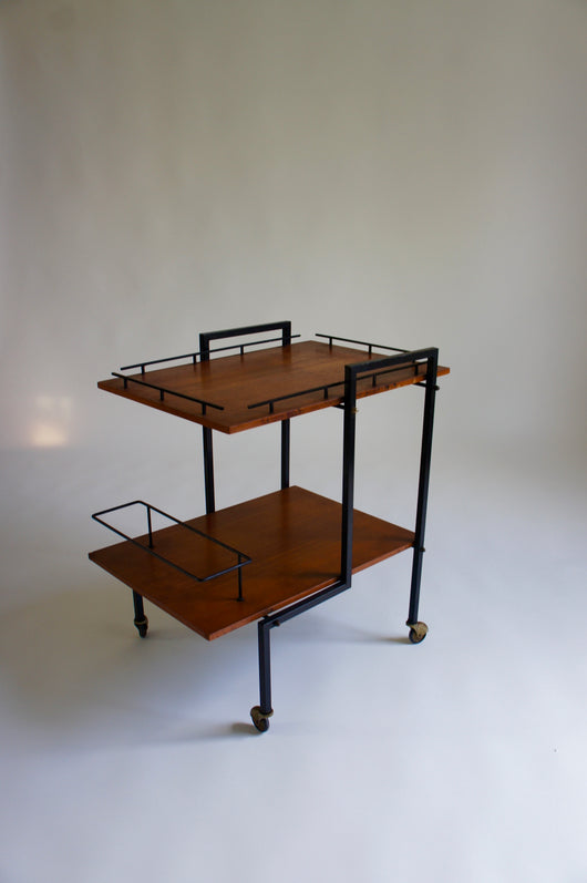 MODERNIST DRINKS TROLLEY