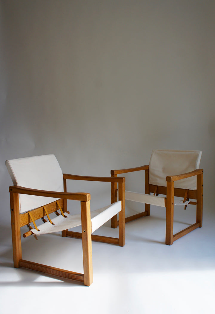 DIANA SAFARI CHAIRS BY KARIN MOBRING 1972