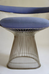 WARREN PLATNER SIDE CHAIR FOR KNOLL