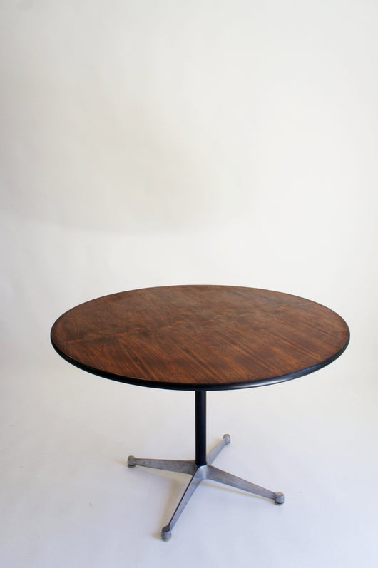 1960'S EAMES DINING TABLE BY HERMAN MILLER