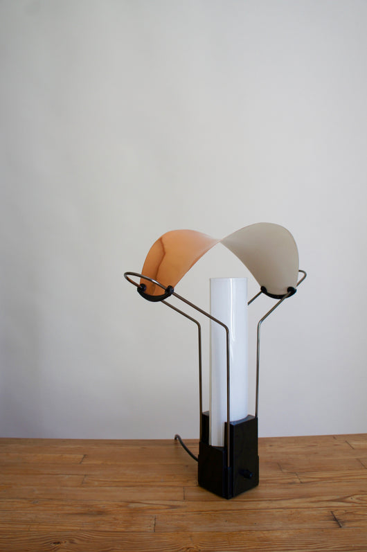 ARTELUCE PALIO TABLE LAMP BY PERRY KING SANTIAGO MIRANDA 1985