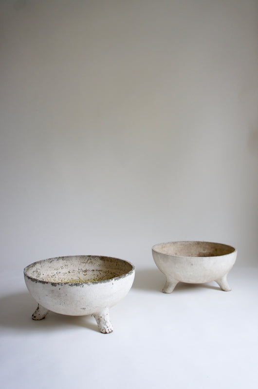 WILLY GUHL BOWL PLANTERS