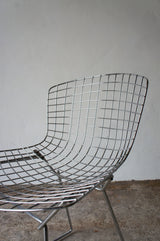 6 VINTAGE BERTOIA CHAIRS