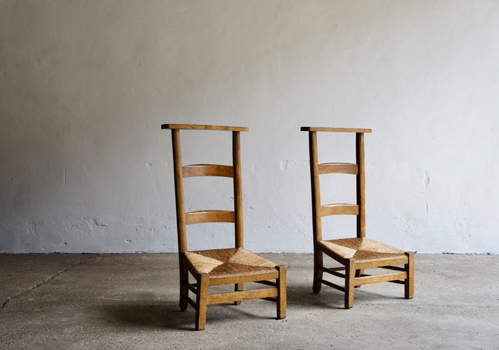 FRENCH RUSH LOW CHAIRS