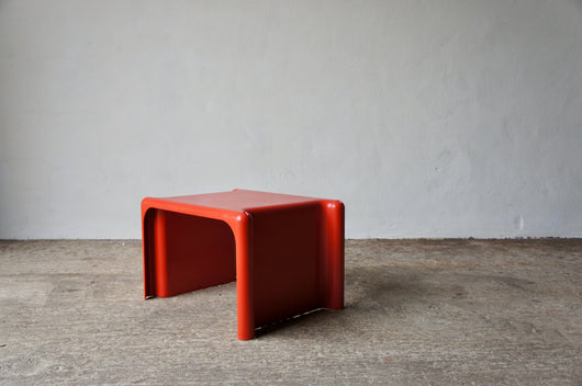 1960'S ELCO SIDE TABLE BY GIOTTO STOPPINO
