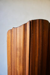 ART DECO TAMBOUR SCREEN BY S.N.S.A