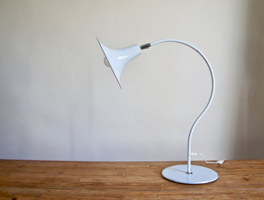 LONG NECKED ITALIAN LAMP