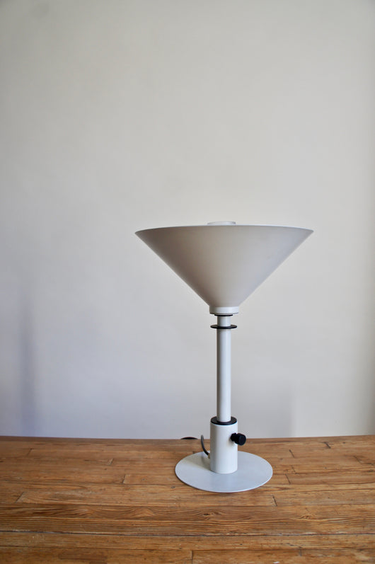 1980'S POST MODERN MEMPHIS ERA LAMP