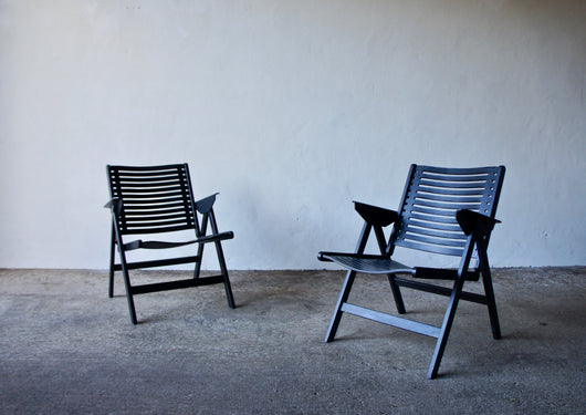 Swell 2 Rex Chairs By By Niko Kralj Punch The Clock Andrewgaddart Wooden Chair Designs For Living Room Andrewgaddartcom