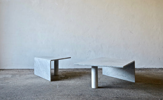 ANGULAR COFFEE TABLES