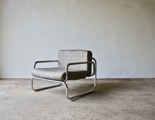 1970'S T2 LOUNGE CHAIR BY RODNEY KINSMAN FOR OMK