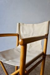 CANVAS SAFARI CHAIR