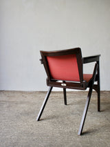 1950'S LE MEUBLE GEISHA FOLDING CANVAS CHAIRS