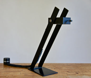 MODERNIST METAL DESK LAMP