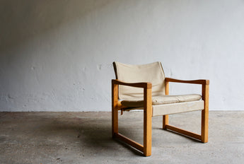 1970'S DIANA ARMCHAIR BY KARIN MOBRING