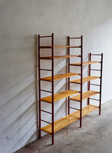 MIDCENTURY DUTCH SHELVING