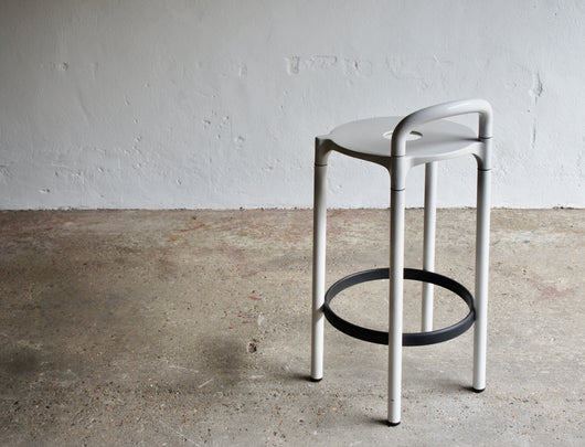 1970'S POLO STOOL BY ANNA CASTELLI FERRIERI FOR KARTELL