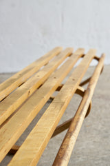 LARGE 109 COAT RACK BY ALVAR AALTO FOR ARTEK