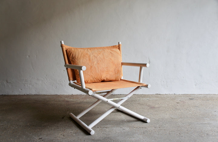 CANVAS DIRECTORS ARMCHAIR